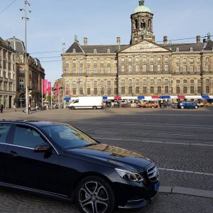Private Amsterdam city tour dam square